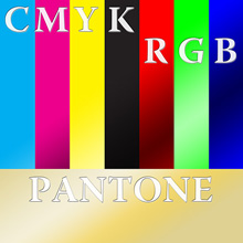 CMYK, RGB and PANTONE Colors