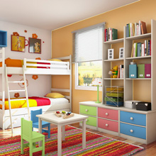Room Color Meanings room color ideas - the best paint colors for kids rooms