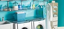 Laundry Room Color Ideas – Paint Colors for Laundry Rooms
