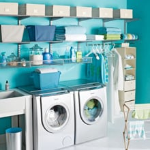 Laundry Room Color Ideas - The Best Paint Colors for Laundry Rooms