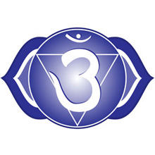 Brow or Third Eye Chakra - The Sixth Chakra