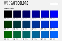 best colors for websites