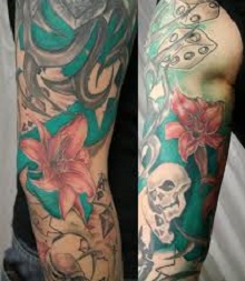 color meaning and symbolism in Tattoo designs