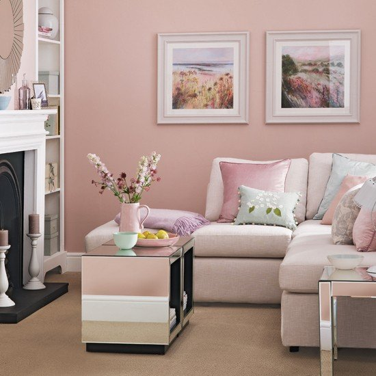 What's The Latest Color For Living Rooms?