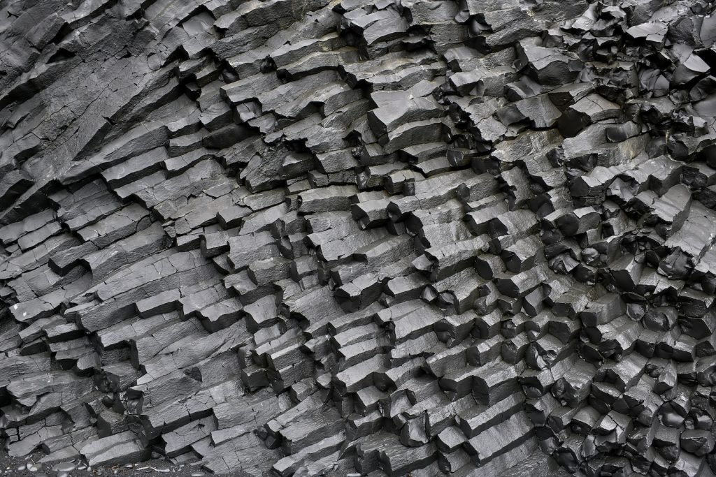 If you've ever spent a good bit of time around a volcano, you've probably seen basalt.