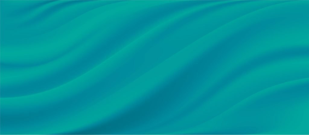 Blue-green fabric texture