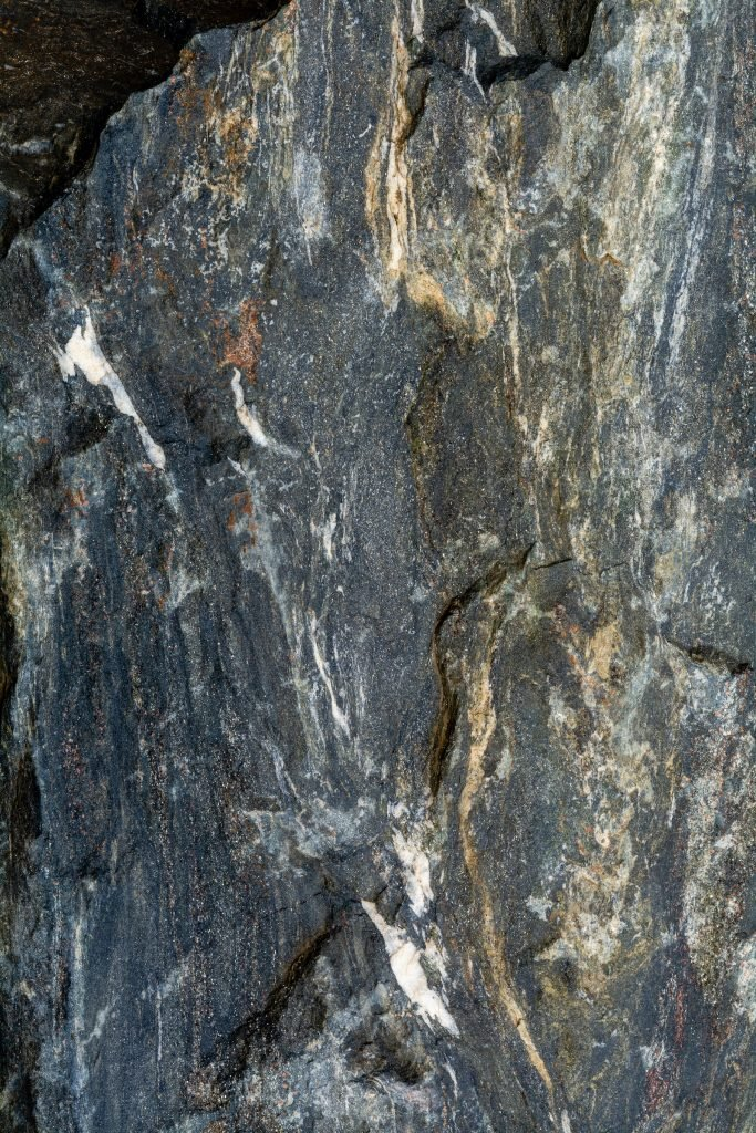 Blueschist takes a long time to form.