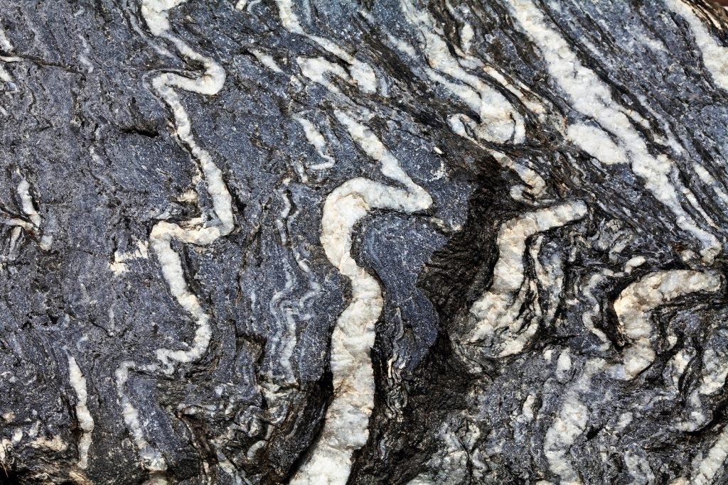 Gneiss is a very common type of igneous rock.
