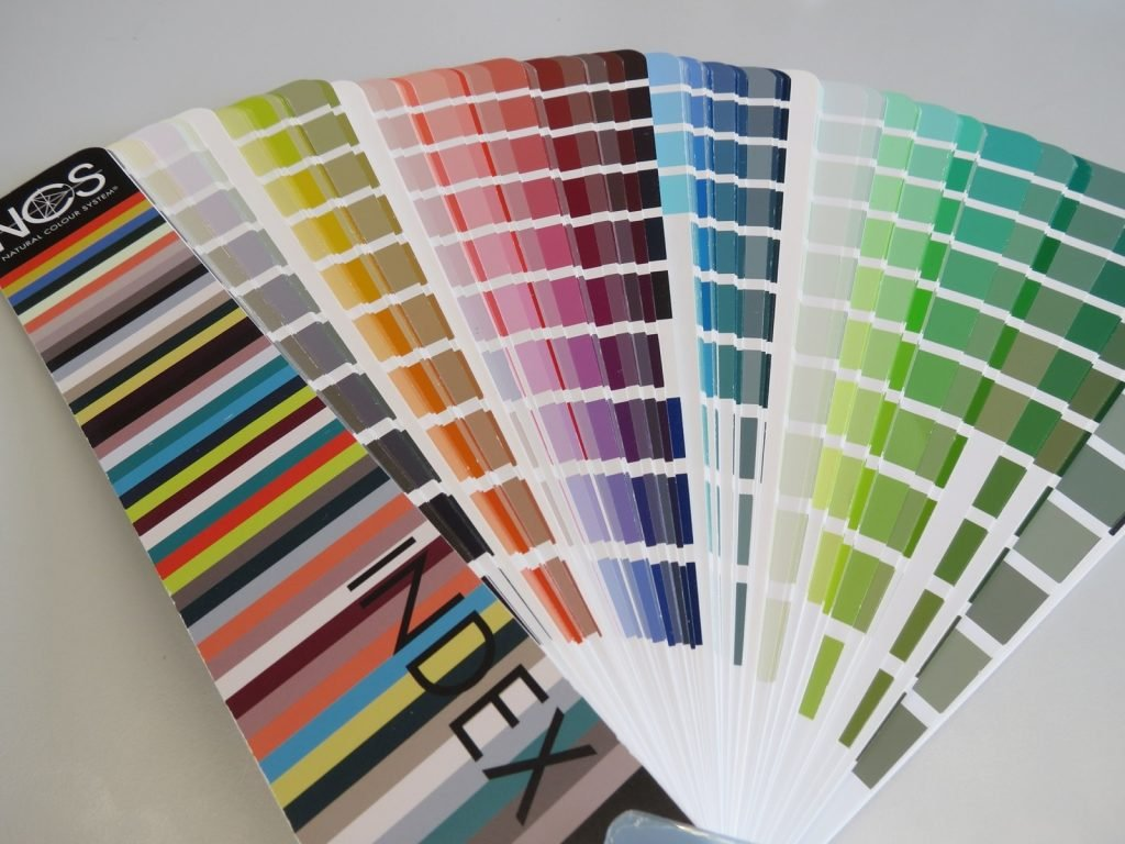 NCS color picker