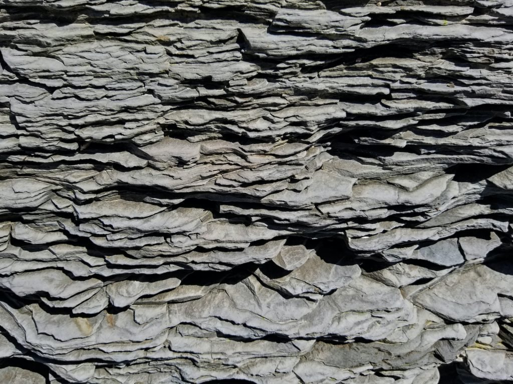 As the most common sedimentary rock, shale can be found almost anywhere.
