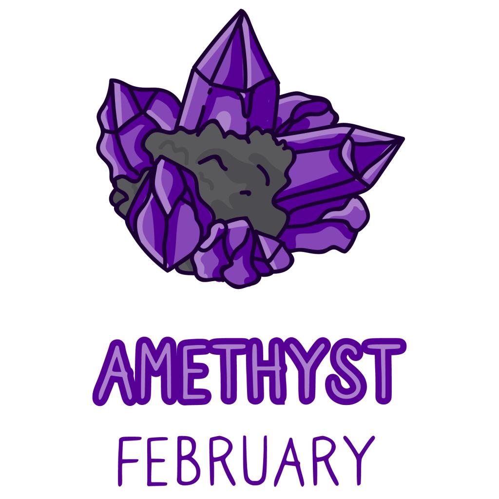 February Birthstone: Amethyst Gemstone Meaning