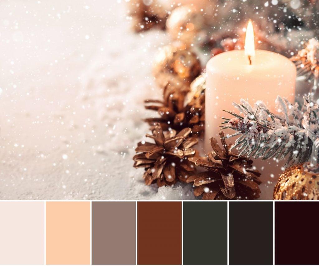 Beige Winter Delight