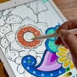 best coloring apps for adults and kids on android and ios