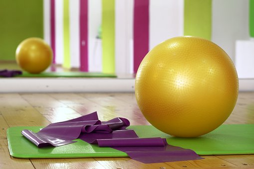 best colors for home gym or exercise rooms