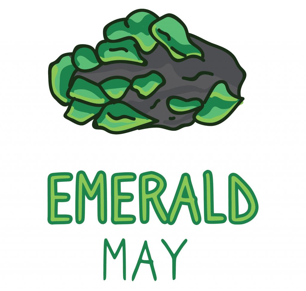 May Birthstone: Emerald Gemstone Meaning