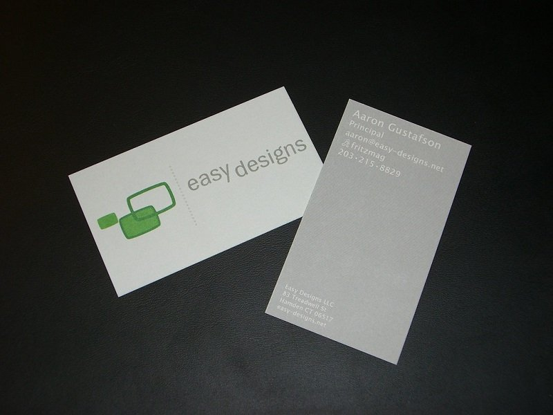gray-business-card