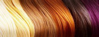 hair color shades and hues