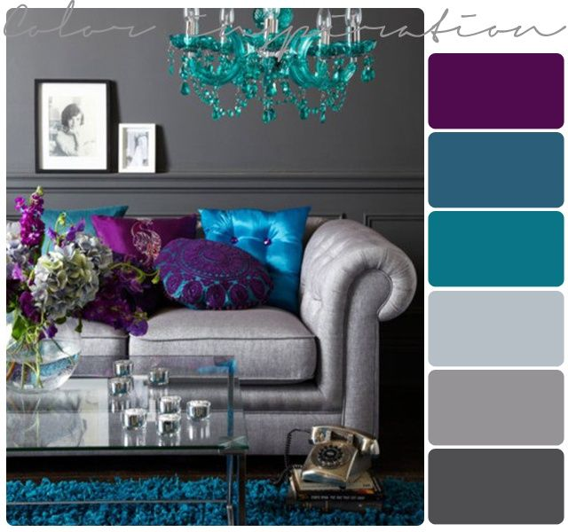 interior design tips for ultra violet