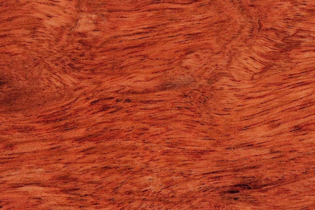 Jatoba or Brazilian Cherry wood texture