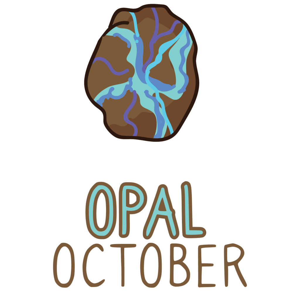 October Birthstones: Opal and Tourmaline Gemstone Meaning