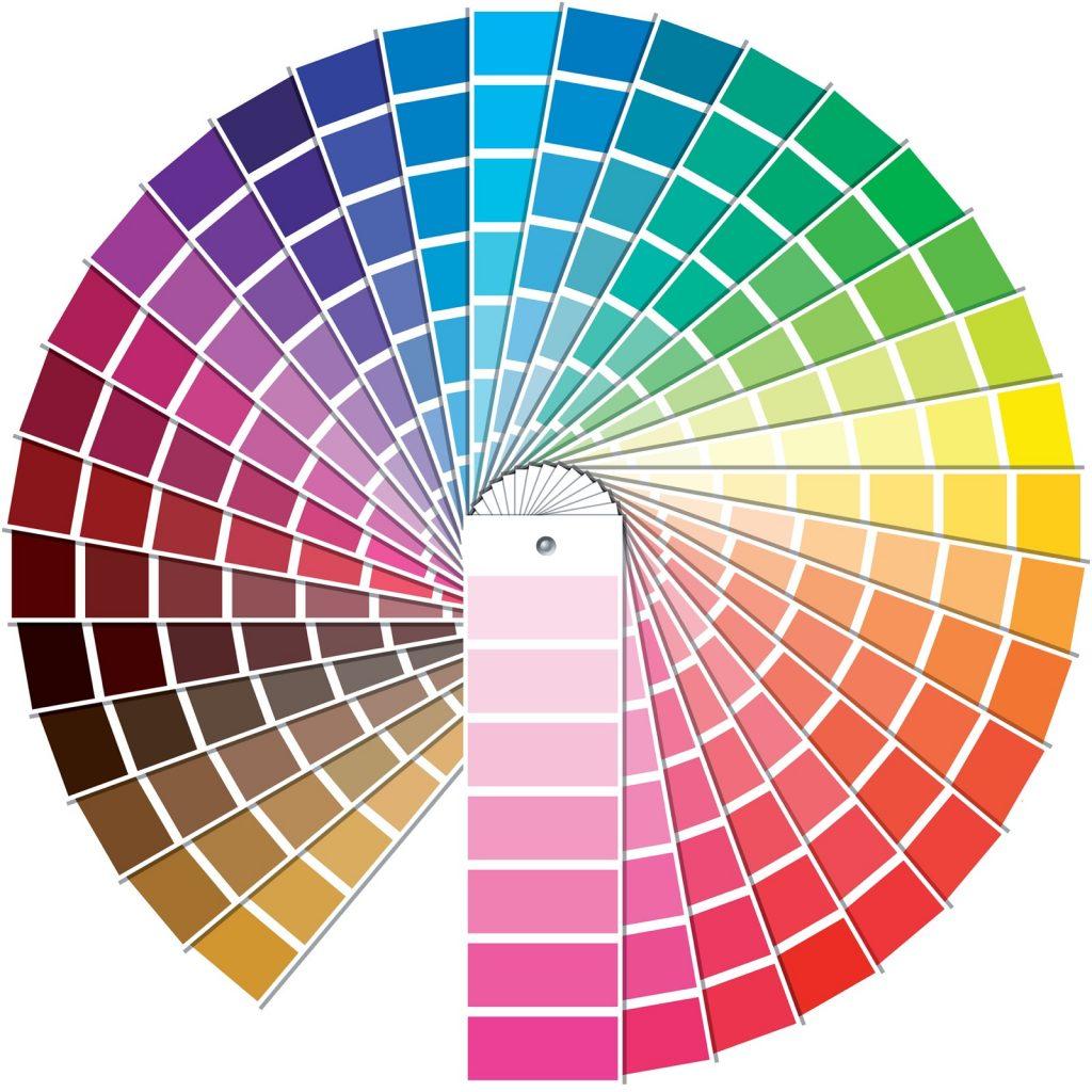 Pantone color model
