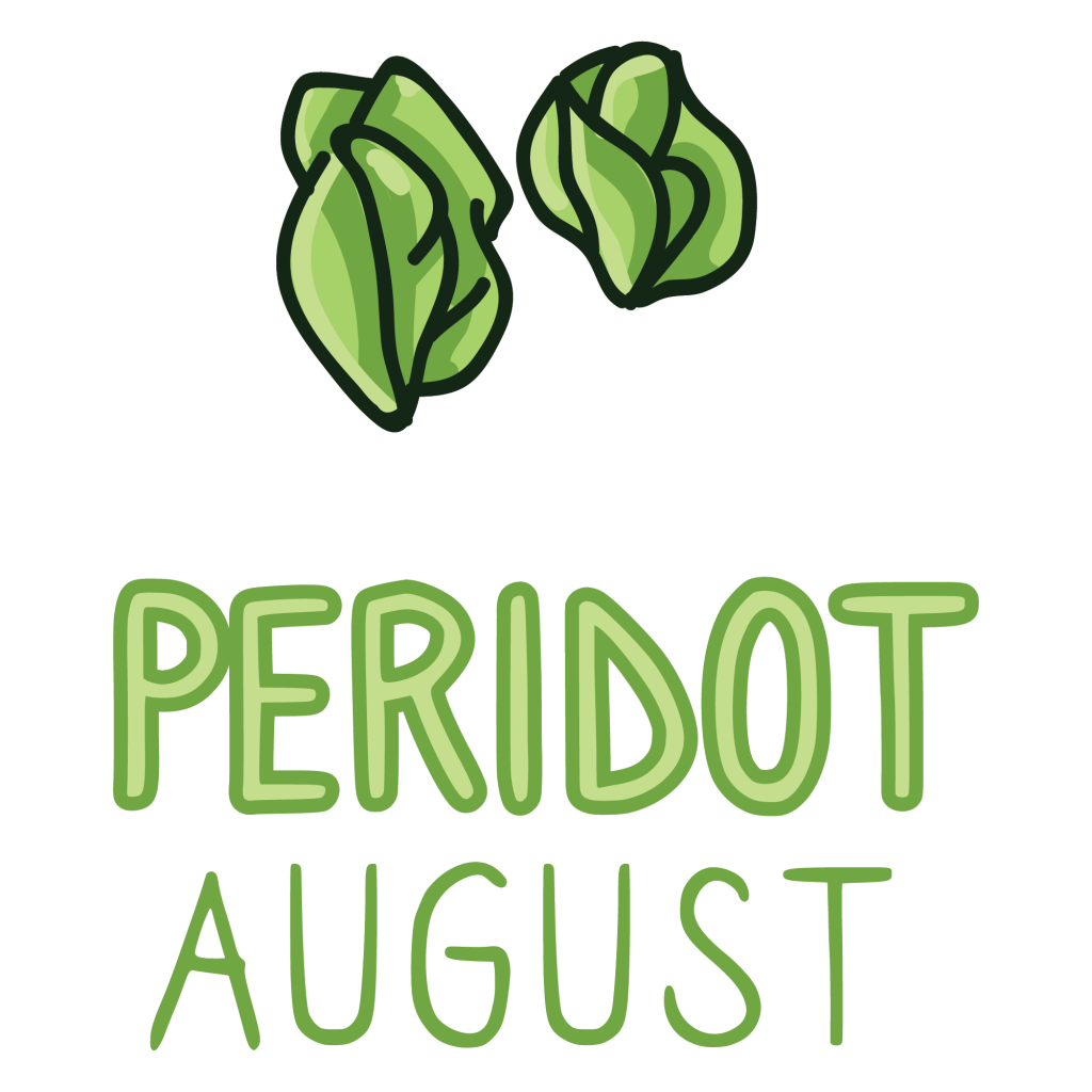 August Birthstones: Peridot and Spinel Gemstone Meaning