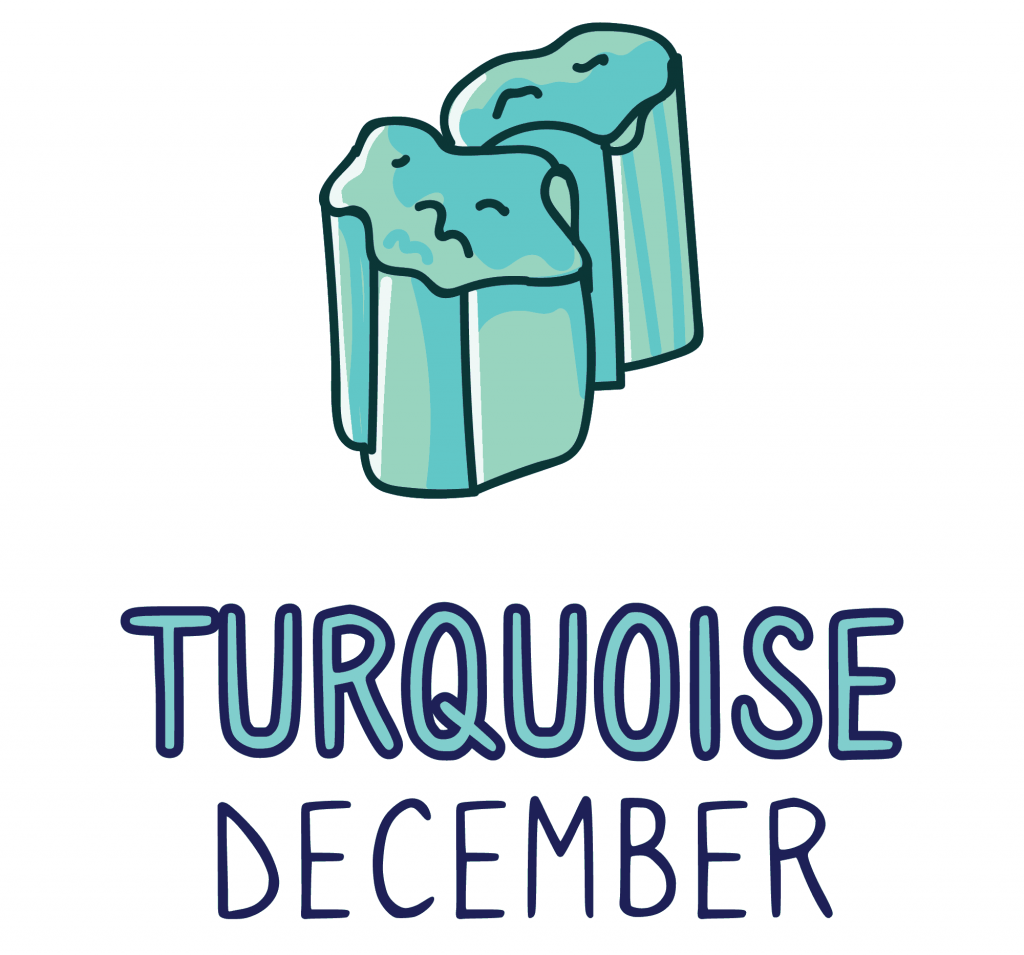 December Birthstones: Turquoise, Zircon and Tanzanite Gemstone Meaning