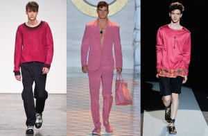 how to wear pink for men