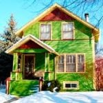 worst colors to paint house in